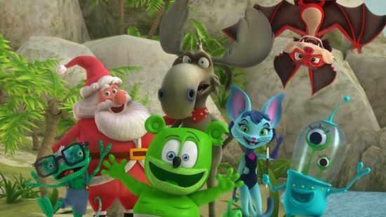 Gummibär: The Yummy Gummy Search for Santa on DVD Now! - {Not ...