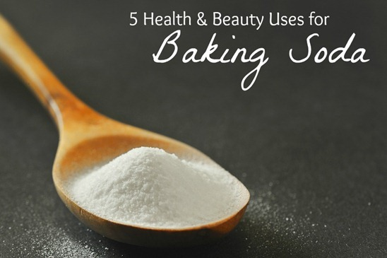 5 Health and Beauty Uses for Baking Soda