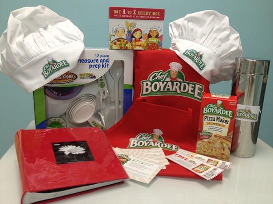 Chef Boyardee giveaway prize pack