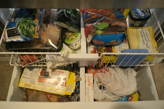Freezer Bins Maytag Fridge