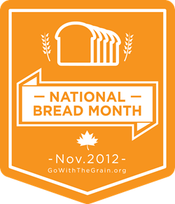 National Bread Month Badge