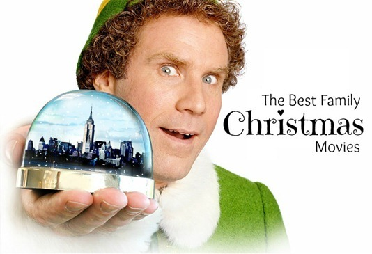 The Best Family Christmas Movies!