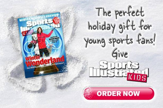 order sports illustrated kids