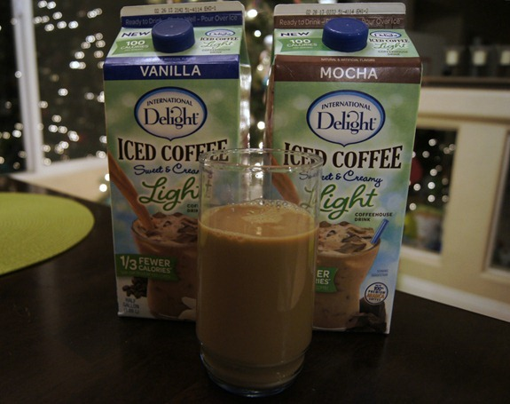 International Delight Light Iced Coffee flavors
