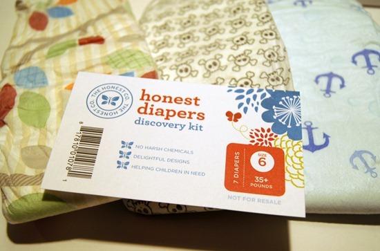 The Honest Company Sample Kit