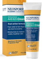 Protect Your Skin from Eczema this Winter with Neosporin Essentials! {Giveaway}