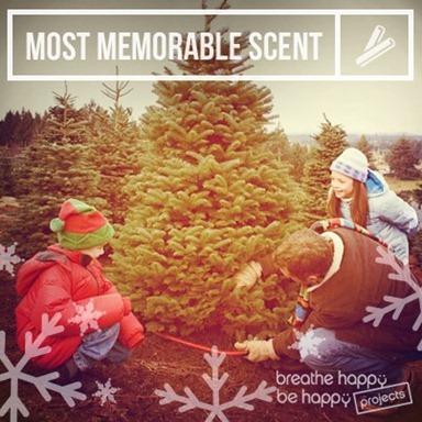 most memorable scent