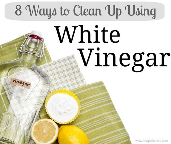 Natural Cleaning with Vinegar