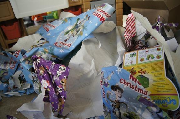 Christmas carnage