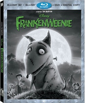 Frankenweenie Blu-ray 3D Combo Pack Review