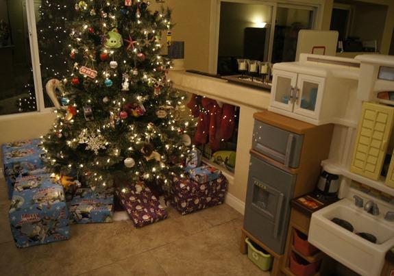 Pre-Santa