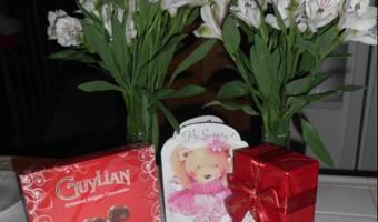 Valentine's Day Review & Giveaway: Guylian Belgian Chocolates!