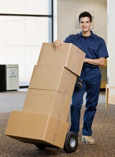 moving guy