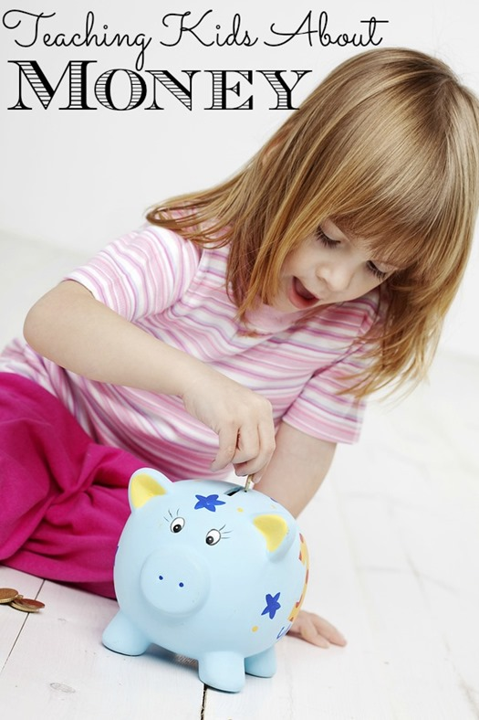 Teaching Kids About Money- An Easy Idea for Beginning Learners