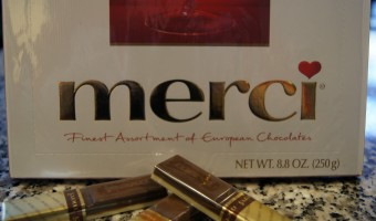 Enter to win Merci Chocolates!
