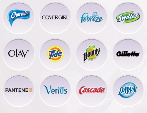 Best of P&G Brands