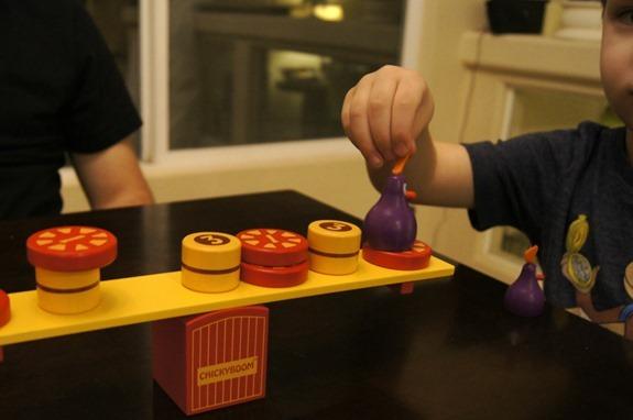 Playing Chickyboom