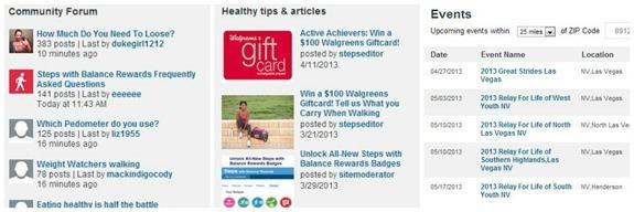 Walgreens Helpful tools