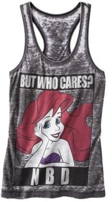 Little Mermaid Shirt at Target