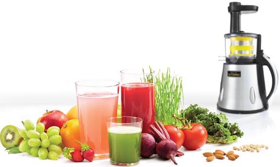 bella nutripro with juice