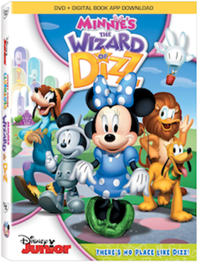 Minnie's The Wizard of Dizz Review &Giveaway!
