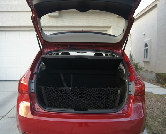 Hitting The Road With The Kia Forte 5 Door Sx Not Quite