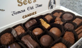 Give Into Temptation with See's Candies! {Giveaway}