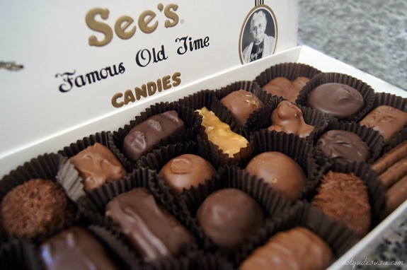 See's Assorted Chocolates