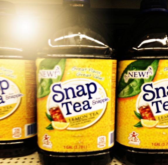 SnapTea at Walmart