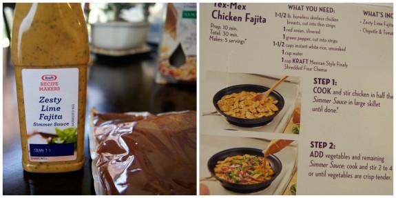Kraft Recipe Makers Contents