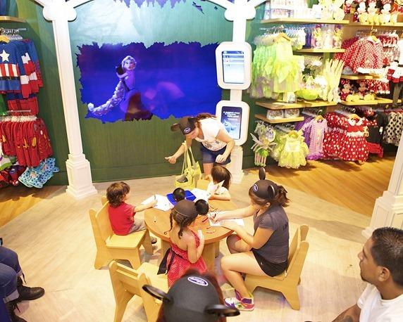 Theater Disney Store