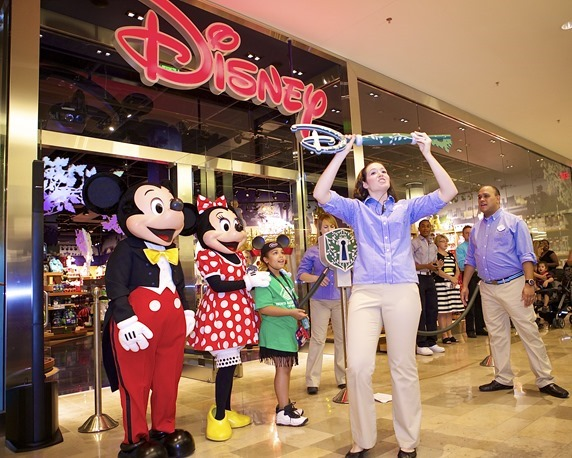Unlock Imagination Disney Store