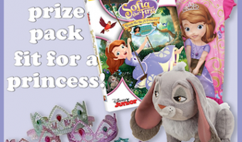 Sofia the First: Ready to Be a Princess Now on DVD {Review & Prize Pack Giveaway}