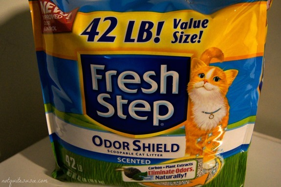 Fresh Step 42 lb bag at Sam's Club #shop