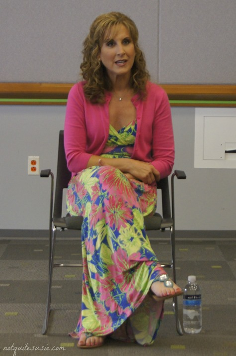 I Was Serenaded By Jodi Benson, voice of Ariel in The Little Mermaid! {Q&A}