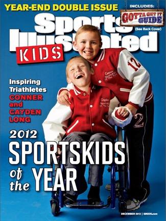 Meet the Inspiring 2012 SportsKids of the Year!