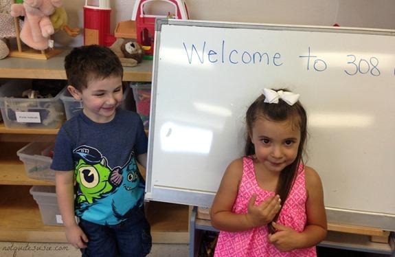 orientation preschool