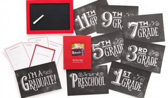 Making Memories &Encouraging Kids at Back-to-School Time with Hallmark {Giveaway!}