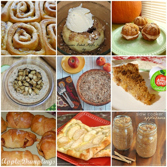 9 Delicious Autumn Inspired Apple Recipes