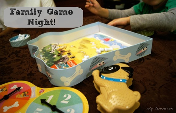 Family Game Night with Coffee-mate #shop