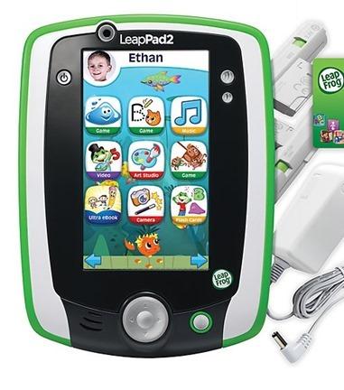 LeapPad2 Power