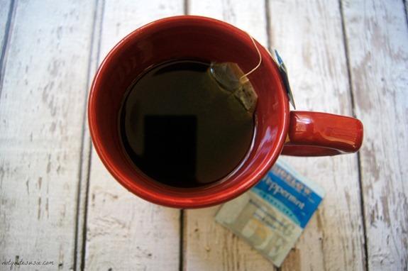 Enjoying a cup of Bigelow Tea #AmericasTea #shop