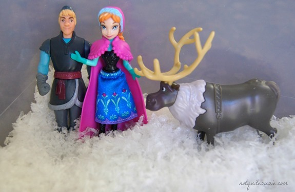 FROZEN Small Dolls #FrozenFun #shop #cbias