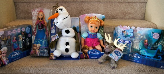 Frozen Merchandise  #FrozenFun #shop #cbias