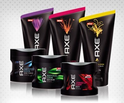 axe hair style products
