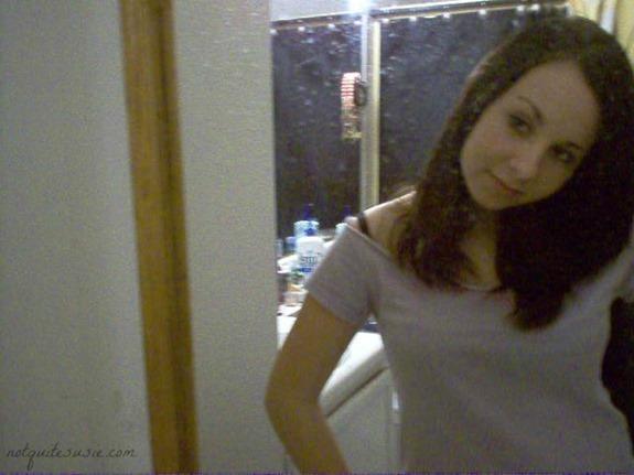 myspace selfie