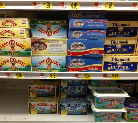 Land O' Lakes at Walmart #HolidayButter #shop