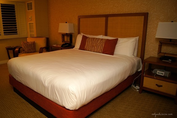 Tropicana DoubleTree King Bed