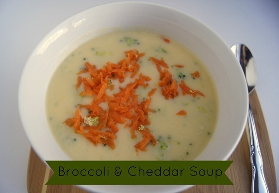 Broccoli-and-Cheddar-Soup