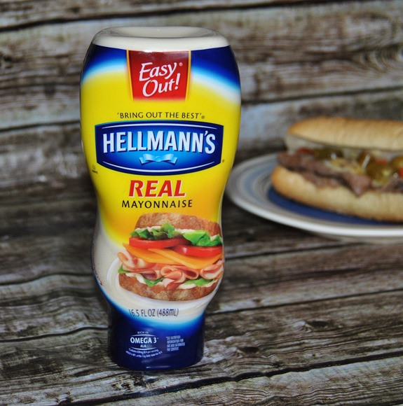 Hellmann's Squeeze Mayo